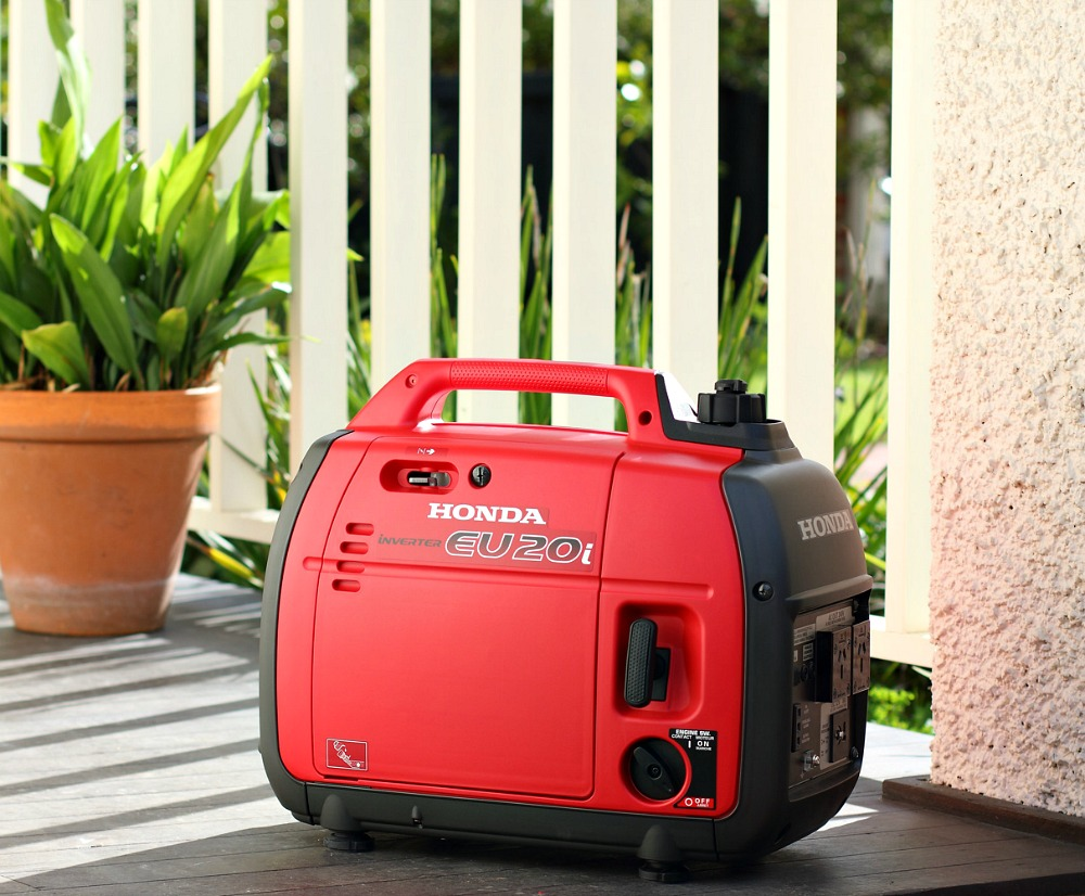 World's best Selling Camping Generator, now with Cashback